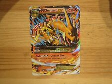 Mega Charizard EX 13/106 Rare Holo Pokemon card Flashfire - Very good condition