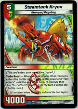 Kaijudo Clash of the Duel Masters, Steamtank Kryon x1