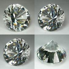2600 cts Huge Round (100 mm)  Lab White Diamond Crystal AAA B38