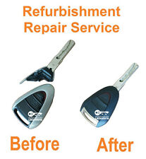 Porsche Cayman Boxter Cayenne 2-3 button remote key refurbishment repair service
