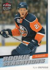 2008-09 Ultra Rookie Sensations #RS28 Kyle Okposo Sabres RC