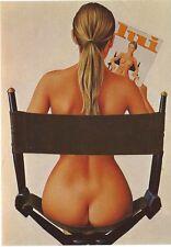 RARE LOT ÉROTISME PIN UP SEXY + ASLAN + 11 CARTES POSTALES ( 1968 - 1970 )