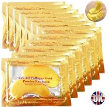 GOLD Collagen Bio Crystal Eye Mask Anti-aging Anti-wrinkle Lifting x 20 Eye20