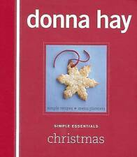 Simple Essentials Christmas by Donna Hay (Paperback, 2008)