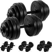 MOVIT 1x Dumbbells 30kg Barbell Dumb bells Dumbbell Short dumbbell Weights Set