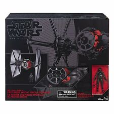 Star Wars The Black Series First Order Special Forces TIE Fighter Brand New!