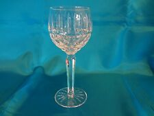 """Waterford Crystal """"Maeve (Cut)"""" - 7.5"""" Wine Hock - White Wine Goblet"""
