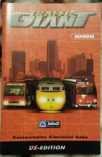 Traffic Giant US Edition PC Game Manual