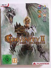 Divinity II Ego Draconis PC DVD Divinity 2