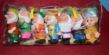 Vintage Disney Corp. Snow White's 7 Dwarf's  in the Original Package.