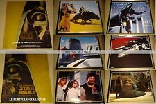 STAR WARS TRILOGIE  LE PORTFOLIO COLLECTOR  ORIGINAL TRES RARE