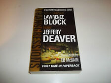 Transgressions by Lawrence Block, Jeffery Deaver PB new