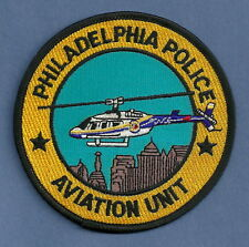 PHILADELPHIA PENNSYLVANIA POLICE HELICOPTER AIR PATCH