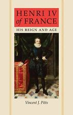 Henri IV of France: His Reign and Age-ExLibrary