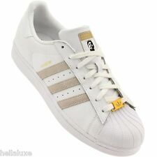 SPECIAL ED~Adidas SUPERSTAR RT KAREEM CAMPBELL Shell Toe Gazelle Shoe~Mens sz 13