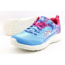 Skechers Life in Color Women US 10 Blue Sneakers Pre Owned  1746