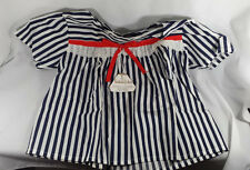 Vintage Sailor Tom Girl Eastern Isles Carefree Sleepware Size 32 100% Cotton