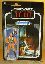 Star wars vintage collection figurine wedge antilles x-wing pilot VC28 moc