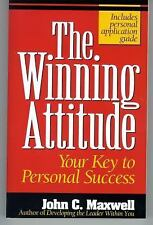 The Winning Attitude Your Key To Personal Success, John C. Maxwell, Good Book