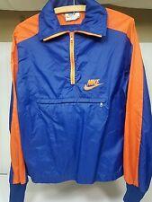 RaRe True Vintage 70s Nike Sportswear Blue/Orange Windbreaker Jacket Coat SMALL