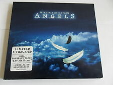 Within Temptation - Angels (Limited 5 Track EP Digipack - Rare)