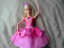 Mattel Barbie in the Pink Shoes Transforming Ballerina Kristyn Doll dressed exce