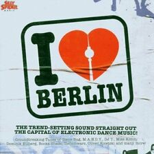 Chopstick I love Berlin (mix, 2006) [CD]