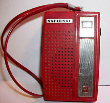 NATIONAL SOLID STATE  TRANSISTOR  apparecchio radio vintage (2
