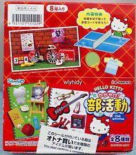 Sanrio Hello Kitty Club  Activities Box Set - Re-ment   , h#2