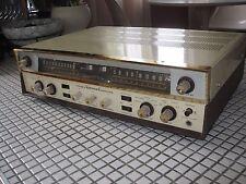 VTG MCM kenwood KW-60 stereo receiver amp tuner tube amplifier 50's 60's