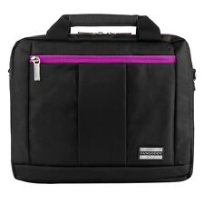 "For Acer / HP/ Dell / Lenovo 11.6"" Laptop Backpack Messenger Shoulder Bag Black"