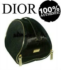 100% AUTHENTIC Ltd Edition DIOR ADDICT COUTURE BEAUTY~MAKEUP~TRAVEL BLACK BAG