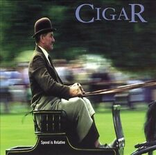 CIGAR Speed Is Relative CD 1999 NEW SEALED -- lagwagon pennywise nofx strung out
