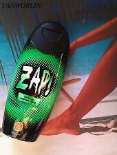SALE POWER TAN ZAP APPLE NATURAL UVA SUN BED TANNING ACCELERATOR LOTION CREAM
