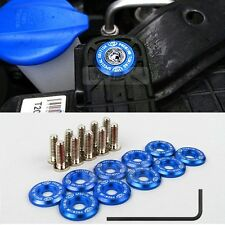 Special Tunning Color Washer Blue Bolts+Wrench Kit for KIA 2011-2013 Optima K5