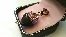 Valentines Day JUICY COUTURE RARE VINTAGE CHOCOLATE STRAWBERRY CHARM YJRU1219