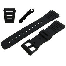 Replacement Watch Strap 20mm To Fit Casio FT100, CA61, CA53, W720, W520, W741