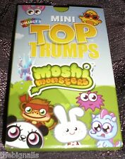 TOP TRUMPS Moshi Monsters new sealed