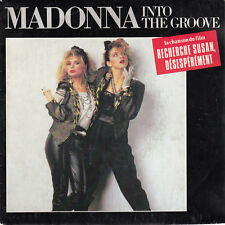 "Madonna ‎7"" Into The Groove - France (VG+/EX+)"