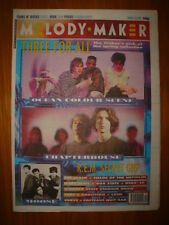 MELODY MAKER 1996 MAR 23 OCEAN COLOUR SCENE REM CLASH