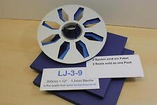 Tonbandspule 30 cm, 1Paar, für Studiobandm. AEG-M15A, Studer A812/820 - LJ3-9 -