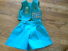 American Girl Doll size  - Girl Scout Uniform
