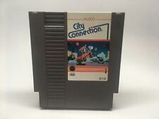 CITY CONNECTION - NES CARTRIDGE ONLY *CLEANED AND TESTED*