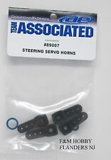 Team Associated Steering Servo Horn Set 89007 for RC 10 Classic Buggy