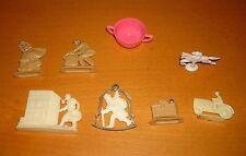 Margarine Figuren Werbefigur Aufsteller Tier Märchen Tasse Sammlung Konvolut (1)
