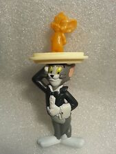 Tom and Jerry Plastic Cartoon Toy Figure Cake Topper Mouse Cat McDonalds