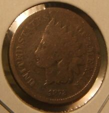 1872~~INDIANHEAD CENT ~~G-VG~~TOUGH YEAR