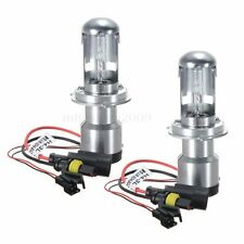 2x 35W Bi-Xenon Hi/Lo Beam HID White Bulb Car Headlight Light Lamp H4 6000K 12V