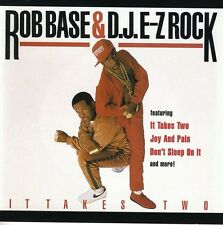 Base,Rob & D.J. E-Z Rock - It Takes Two [CD New]