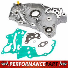 Fit 89-92 Mitsubishi Eclipse & Turbo 2.0L New Oil Pump 4G63